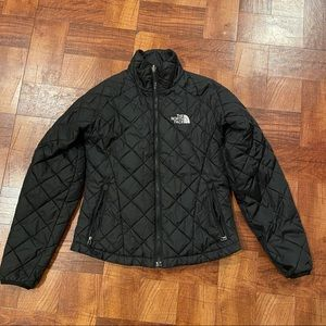 North Face Quilted Puffer Jacket
